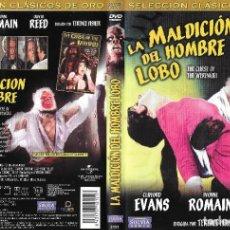 Cine: LA MALDICIÓN DEL HOMBRE LOBO - TERENCE FISHER - INCLUYE LIBRETO. Lote 210618557