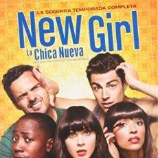 Cine: NEW GIRL - LA CHICA NUEVA LA SEGUNDA TEMPORADA COMPLETA DVD. Lote 210619845