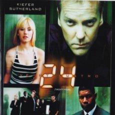 Cine: 24 - TWENTY FOUR TEMPORADA TRES DVD DE COLECCION -KIEFER SUTHERLAND DVD. Lote 210619892