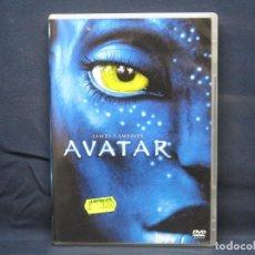 Cine: AVATAR - DVD. Lote 210637631