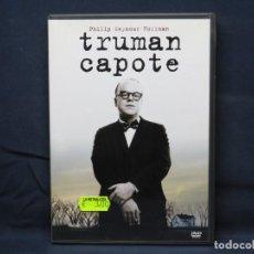 Cine: TRUMAN CAPOTE - DVD. Lote 210637800