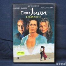 Cine: DON JUAN - DVD. Lote 210637934