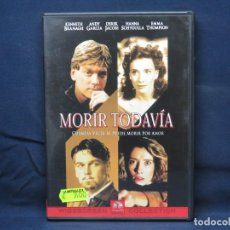 Cine: MORIR TODAVIA - DVD. Lote 210638204