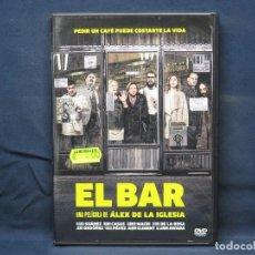 Cine: EL BAR - DVD. Lote 210638536