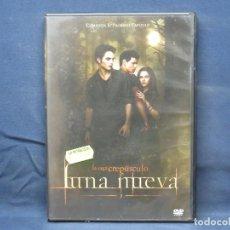 Cine: LA SAGA CREPUSCULO - LUNA NUEVA - DVD. Lote 210638692