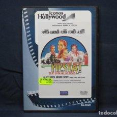 Cine: FIESTA - DVD. Lote 210639390