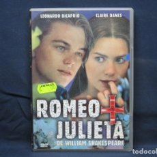 Cine: ROMEO Y JULIETA - DVD. Lote 210639810