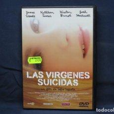 Cine: LAS VIRGENES SUICIDAS - DVD. Lote 210640054