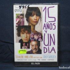 Cine: 15 AÑOS Y UN DIA - DVD. Lote 210640369
