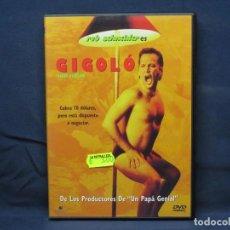 Cine: GIGOLO - DVD. Lote 210640588
