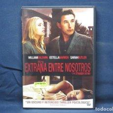 Cine: UNA EXTRAÑA ENTRE NOSOTROS - DVD. Lote 210644039