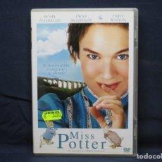 Cine: MISS POTTER - DVD. Lote 210644332
