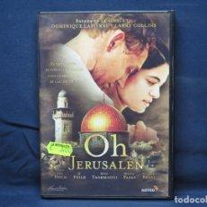Cine: OH JERUSALEN - DVD. Lote 210644599