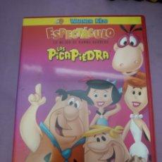 Cine: DVD. LOS PICAPIEDRA. ESPECTÁCULO. LO MEJOR DE HANNA BARBERA.. Lote 210693892