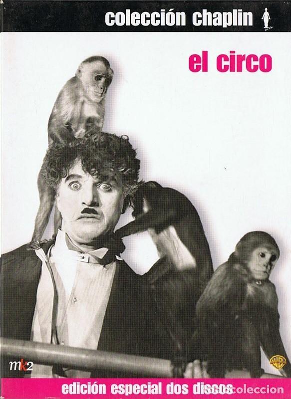 EL CIRCO CHARLES CHAPLIN ( EDICIÓN ESPECIAL 2 DISCOS) (Cine - Películas - DVD)