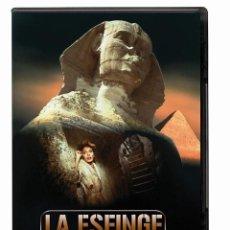 Cinema: LA ESFINGE (FRANK LANGELLA, LESLEY-ANNE DOWN) - DVD NUEVO Y PRECINTADO. Lote 254909390