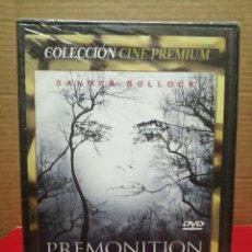 Cine: DVD PREMONITION PRECINTADO. Lote 210800487