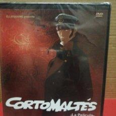 Cine: DVD CORTOMALTES PRECINTADO. Lote 210800496