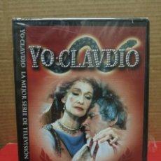 Cine: DVD 4 SERIE YO CLAUDIO PRECINTADO. Lote 210800542