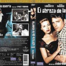 Cine: EL ABRAZO DE LA MUERTE - ROBERT SIODMAK - INCLUYE LIBRETO. Lote 210807014