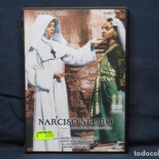 Cinéma: NARCISO NEGRO - DVD. Lote 210949862