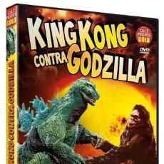 Cine: KING KONG CONTRA GODZILLA. Lote 210970980