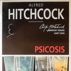 Cine: PSICOSIS (ALFRED HITCHCOCK) DVD. Lote 210982426
