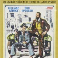 Cine: TAMBIEN LOS ANGELES COMEN JUDIAS (BUD SPENCER) - DVD NUEVO Y PRECINTADO. Lote 211392211