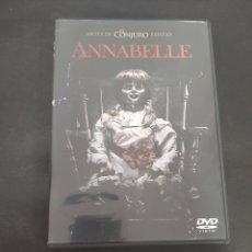 Cine: V 81  ANNABELLE -DVD SEGUNDAMANO PROCEDENCIA VIDEO CLU. Lote 211392216
