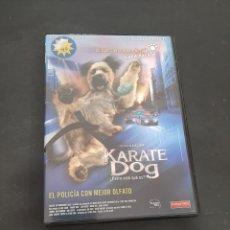 Cine: V 81 KARATE DOG  -DVD SEGUNDAMANO PROCEDENCIA VIDEO CLU. Lote 211392334