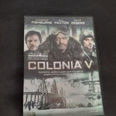 Cine: V 81 COLONIA 5  -DVD SEGUNDAMANO PROCEDENCIA VIDEO CLU. Lote 211392389