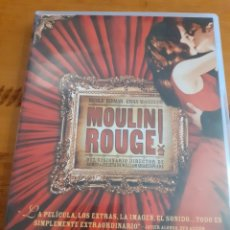Cine: MOULIN ROUGE. DVD. Lote 211392419