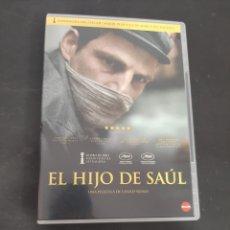 Cine: V 81  EL HIJO DE SAÚL -DVD SEGUNDAMANO PROCEDENCIA VIDEO CLU. Lote 211392445