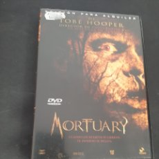 Cine: V 81 MORTUARY  -DVD SEGUNDAMANO PROCEDENCIA VIDEO CLU. Lote 211392501
