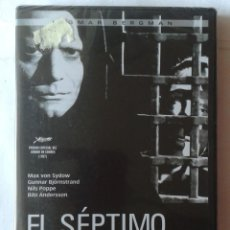 Cine: EL SEPTIMO SELLO- INGMAR BERGMAN- DVD NUEVO. Lote 211392532