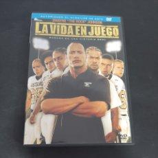 Cine: V 76 LA VIDA EN JUEGO  -DVD SEGUNDAMANO PROCEDENCIA VIDEO CLU. Lote 211392619