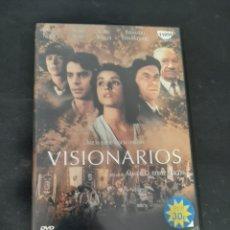 Cine: V 76 VISIONARIOS  -DVD SEGUNDAMANO PROCEDENCIA VIDEO CLU. Lote 211392664