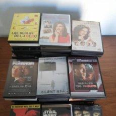 Cine: LOTE DE 112 PELICULAS DE DVD GENERO VARIADO Y DIFERENTES AÑOS.OPORTUNIDAD!!!!!!!!!!!!!!!!!!!!!!!!!!!. Lote 211448795