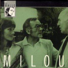 Cine: MILOU EN MAYO DVD (2.DVD- L. MALLE) TODOS LOS PARIENTES SE QUIEREN HASTA QUE SE MENCIONA LA HERENCIA. Lote 211450285