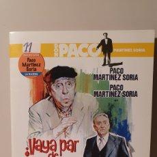Cine: DVD/ ¡VAYA PAR DE GEMELOS! / COLECCIÓN DON PACO MARTÍNEZ SORIA / (REF.D.7 ). Lote 211518467