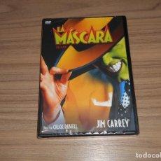 Cine: LA MASCARA DVD JIM CARREY NUEVA PRECINTADA. Lote 211518502