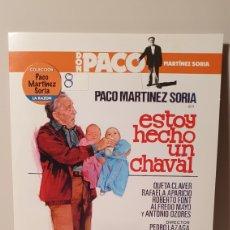 Cine: DVD/ ESTOY ECHO UN CHAVAL / COLECCIÓN DON PACO MARTÍNEZ SORIA / (REF.D.7 ). Lote 211518569