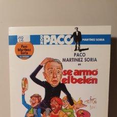 Cine: DVD/ SE ARMÓ EL BELÉN / COLECCIÓN DON PACO MARTÍNEZ SORIA / (REF.D.8 ). Lote 211518801