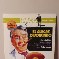 Cine: DVD/ EL ALEGRE DIVORCIADO / COLECCIÓN DON PACO MARTÍNEZ SORIA / (REF.D.8 ). Lote 211518835