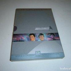Cine: STAR TREK IV DVD EDICION ESPECIAL MISION SALVAR LA TIERRA. Lote 211629222