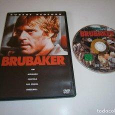 Cine: BRUBAKER DVD ROBERT REDFORD. Lote 211629227