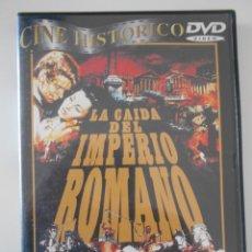 Cine: LA CAIDA DEL IMPERIO ROMANO. DVD DE LA PELICULA DE ANTHONY MANN. CON SOPHIA LOREN, STEPHEN BOYD Y CH. Lote 211642110