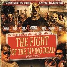 Cine: MONSTER BRAWL, THE NIGH OF THE LIVING DEAD - DVD NUEVO Y PRECINTADO. Lote 211667809