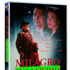 Cine: MILAGRO EN LA CIUDAD (RICHARD ATTENBOROUGH) - DVD NUEVO Y PRECINTADO. Lote 211667971