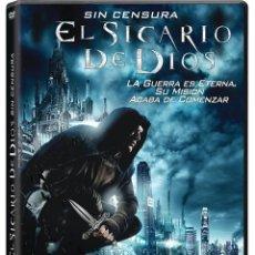 Cine: EL SICARIO DE DIOS (PAUL BETTANY, KARL URBAN) - DVD NUEVO Y PRECINTADO. Lote 211668098